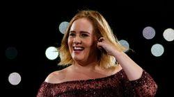Adele Celebrates Turning 29 With Cheeky