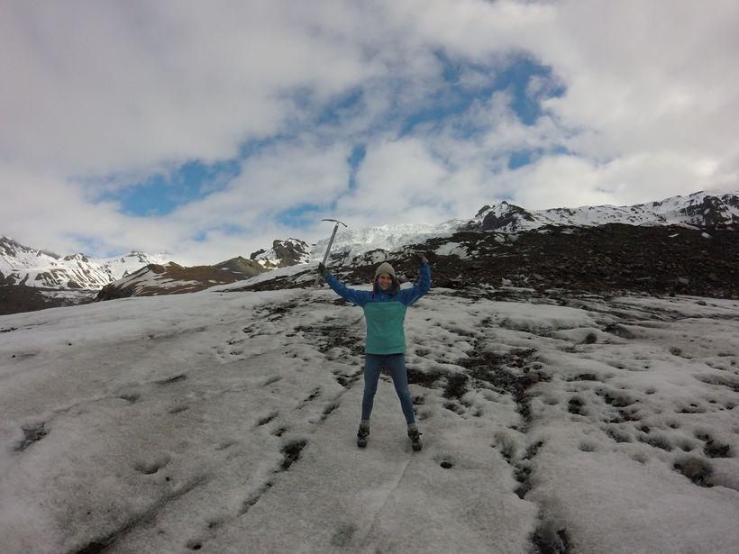 Glacier Hiking Tour at Falljökull in Skaftafell