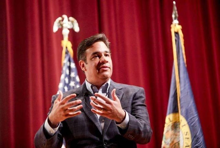 Idaho Representative Raul Labrador