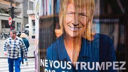 Le Pen Critics Warn French Before Vote: Ne Vous 'Trumpez'