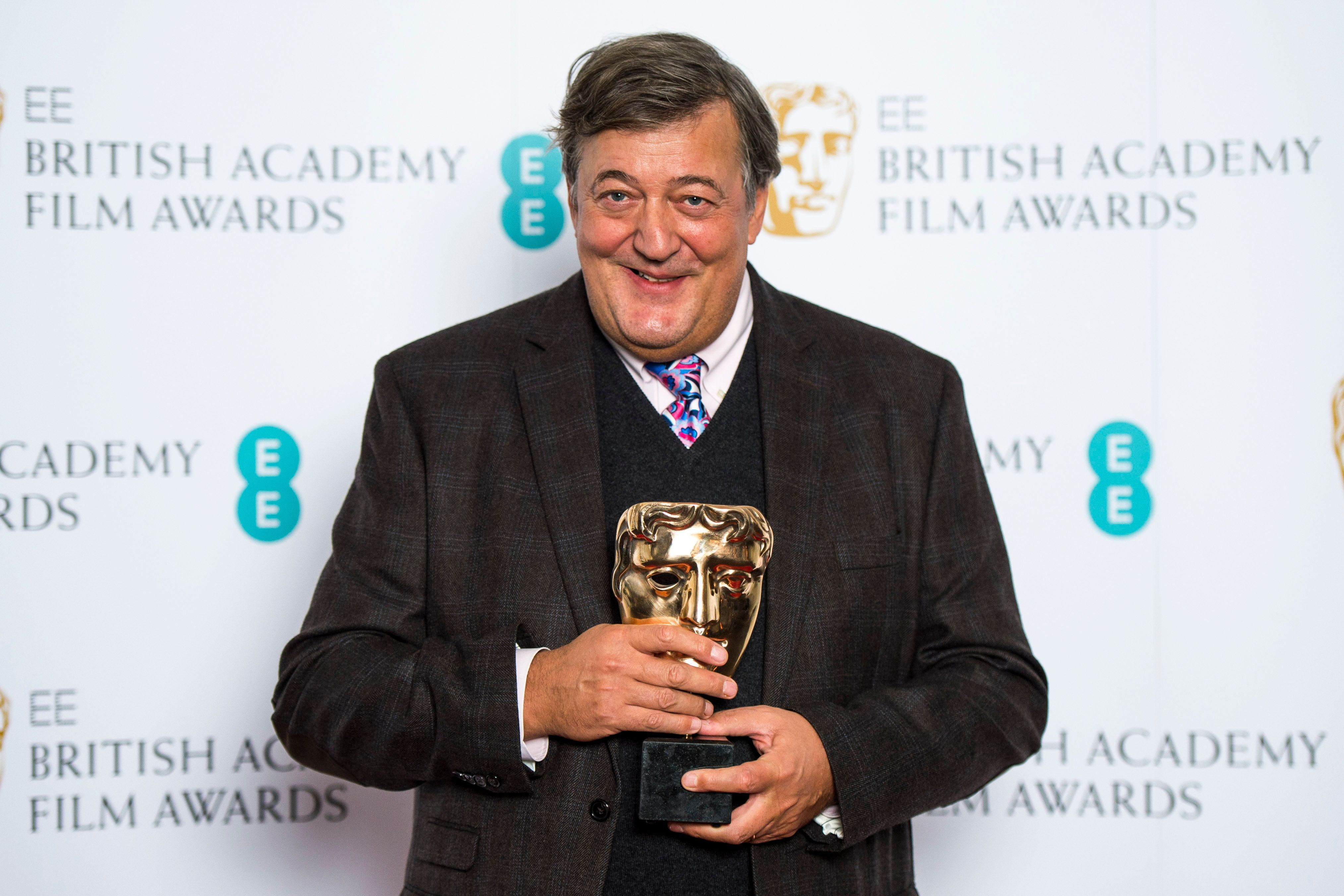 Stephen Fry 'Being Investigated By Police Over Alleged Blasphemy'