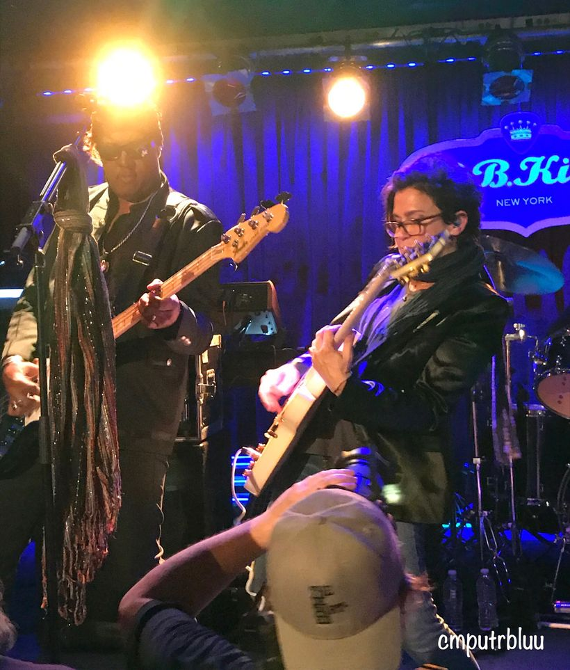Brown Mark and Wendy Melvoin - B.B. King Blues Club & Grill - 4/28/17