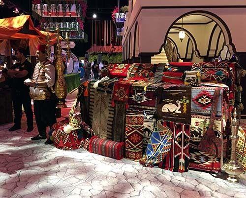 <em>AMF Walk featuring talks, arts, crafts, heritage (Abu-Fadil)</em>