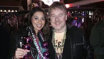 Dr Richard Field 49 and Dr Lina Bolanos 38 were found dead inside of their Boston penthouse on Friday