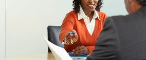 AFRICAN DESCENT CANDID HUMAN RESOURCES BUSINESSWOM