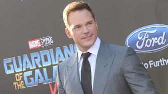 HOLLYWOOD, CA - APRIL 19:  Actor Chris Pratt attends the premiere of 'Guardians of the Galaxy Vol. 2' at Dolby Theatre on April 19, 2017 in Hollywood, California.  (Photo by Jason LaVeris/FilmMagic)