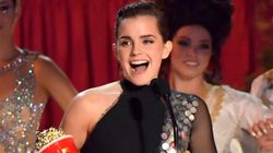 El inspirador discurso de Emma Watson en los MTV Movie & TV