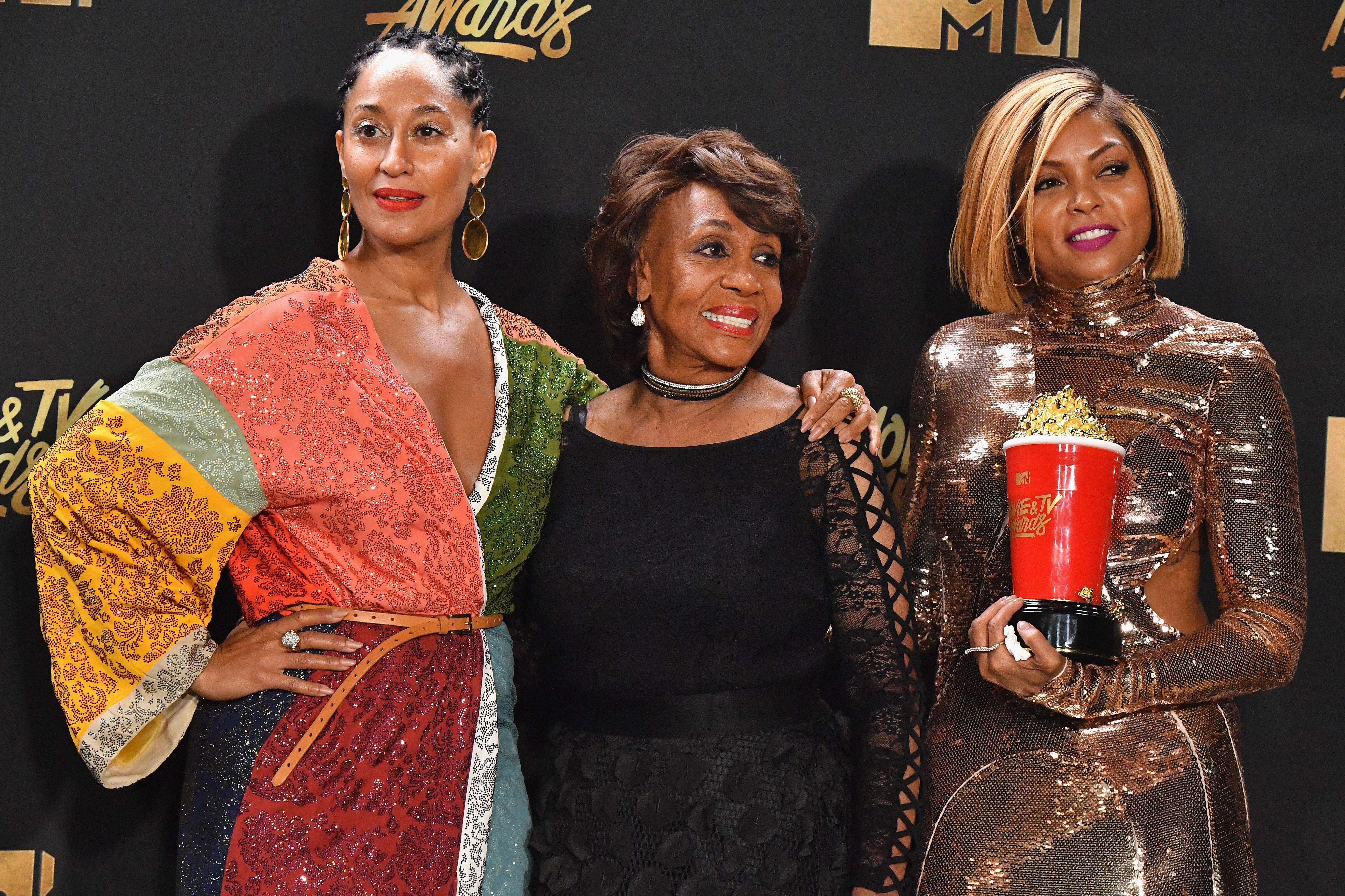 Girl Power Was Free-Flowing At The 2017 MTV Movie & TV
