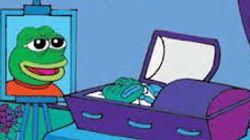 Pepe The Frog Is Dead: Cartoonist Kills Off Stoner Amphibian Hijacked By