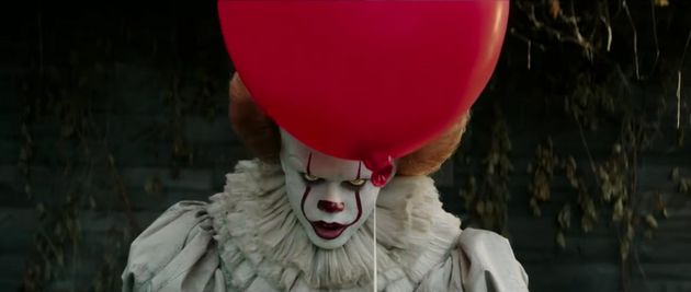 Some people can't wait to see Pennywise the clown in