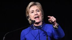 Hillary Clinton Rips Hackers, Blasts Media In A Single