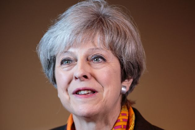 Theresa May pledges 'sustainable levels' of migration