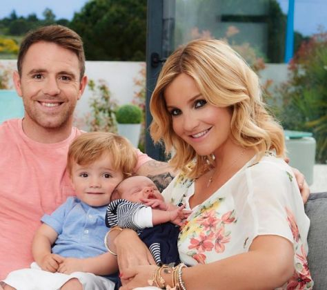 Helen Skelton Reveals The Fire Brigade Arrived As She Gave Birth On Her Kitchen