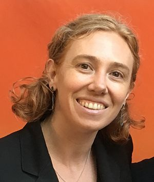 Annie Mark-Westfall graduated from Kenyon College in Ohio. As a former Fulbright grantee and Robert Bosch Foundation fellow,