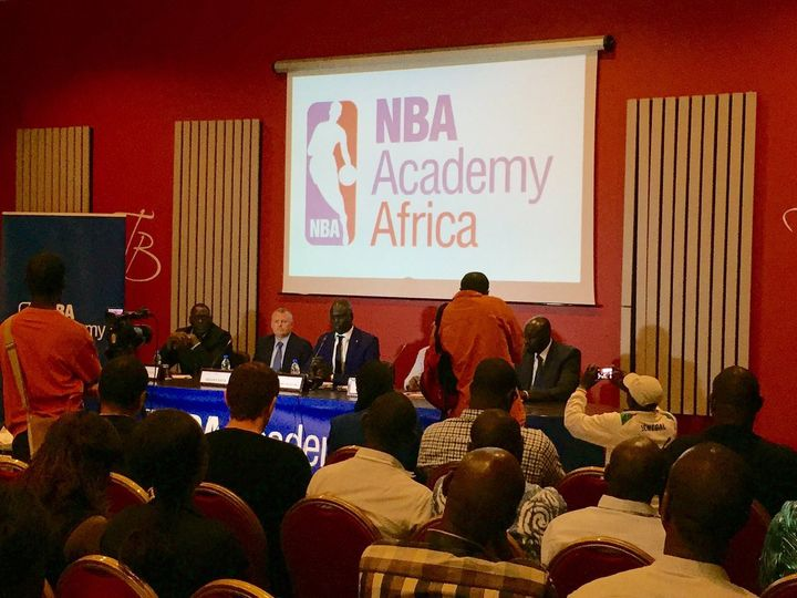 """<p>Last week the NBA formally announces the launch of NBA Academy Africa, the 5th of its kind around the world. (<a href=""""https://twitter.com/bayner/status/860182073096777728"""" target=""""_blank"""" role=""""link"""" rel=""""nofollow"""" class="""" js-entry-link cet-external-link"""" data-vars-item-name=""""Mark Bayne"""" data-vars-item-type=""""text"""" data-vars-unit-name=""""59102b95e4b046ea176aecff"""" data-vars-unit-type=""""buzz_body"""" data-vars-target-content-id=""""https://twitter.com/bayner/status/860182073096777728"""" data-vars-target-content-type=""""url"""" data-vars-type=""""web_external_link"""">Mark Bayne</a> 