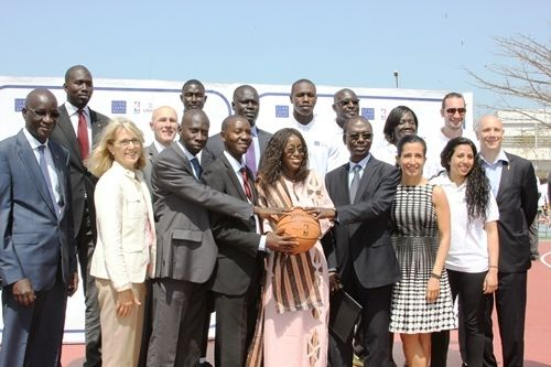 """<p>Three years ago officials from the National Basketball Association, USAID, and the Government of Senegal launched the <a href=""""https://dakar.usembassy.gov/usaid_nba.html"""" target=""""_blank"""" role=""""link"""" rel=""""nofollow"""" class="""" js-entry-link cet-external-link"""" data-vars-item-name=""""Live, Learn, and Play partnership"""" data-vars-item-type=""""text"""" data-vars-unit-name=""""59102b95e4b046ea176aecff"""" data-vars-unit-type=""""buzz_body"""" data-vars-target-content-id=""""https://dakar.usembassy.gov/usaid_nba.html"""" data-vars-target-content-type=""""url"""" data-vars-type=""""web_external_link"""">Live, Learn, and Play partnership</a> for youth development in Senegal through basketball. </p>"""