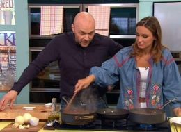 'Sunday Brunch' Viewers Slam 'Car Crash' Guest Chef Sam Faiers