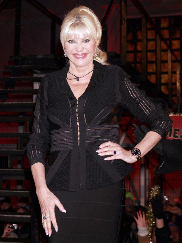 Ivana Trump took part in the 2010 series of 'Celebrity Big