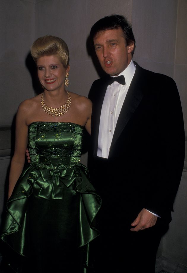Ivana was married to Donald Trump for 15