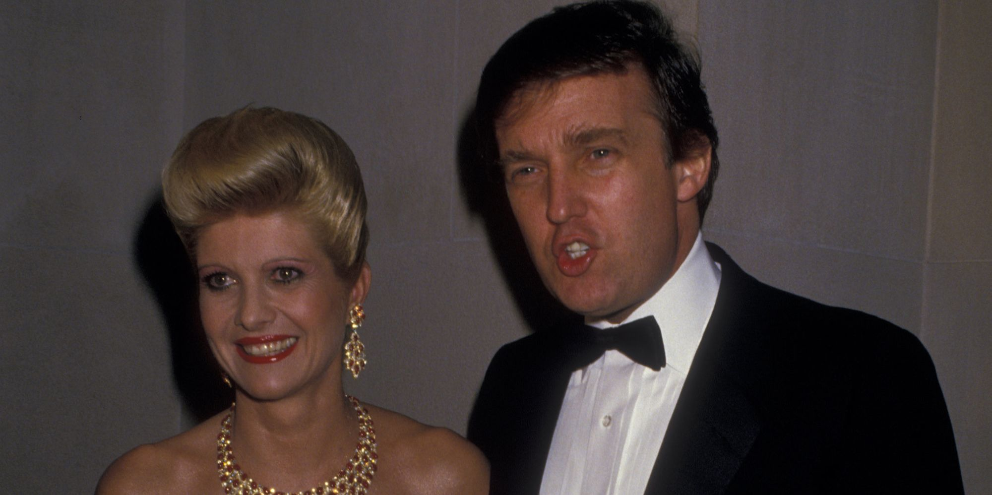 Donald Trump's Ex-Wife Ivana Could Be Returning To The 'Celebrity Big Brother' House
