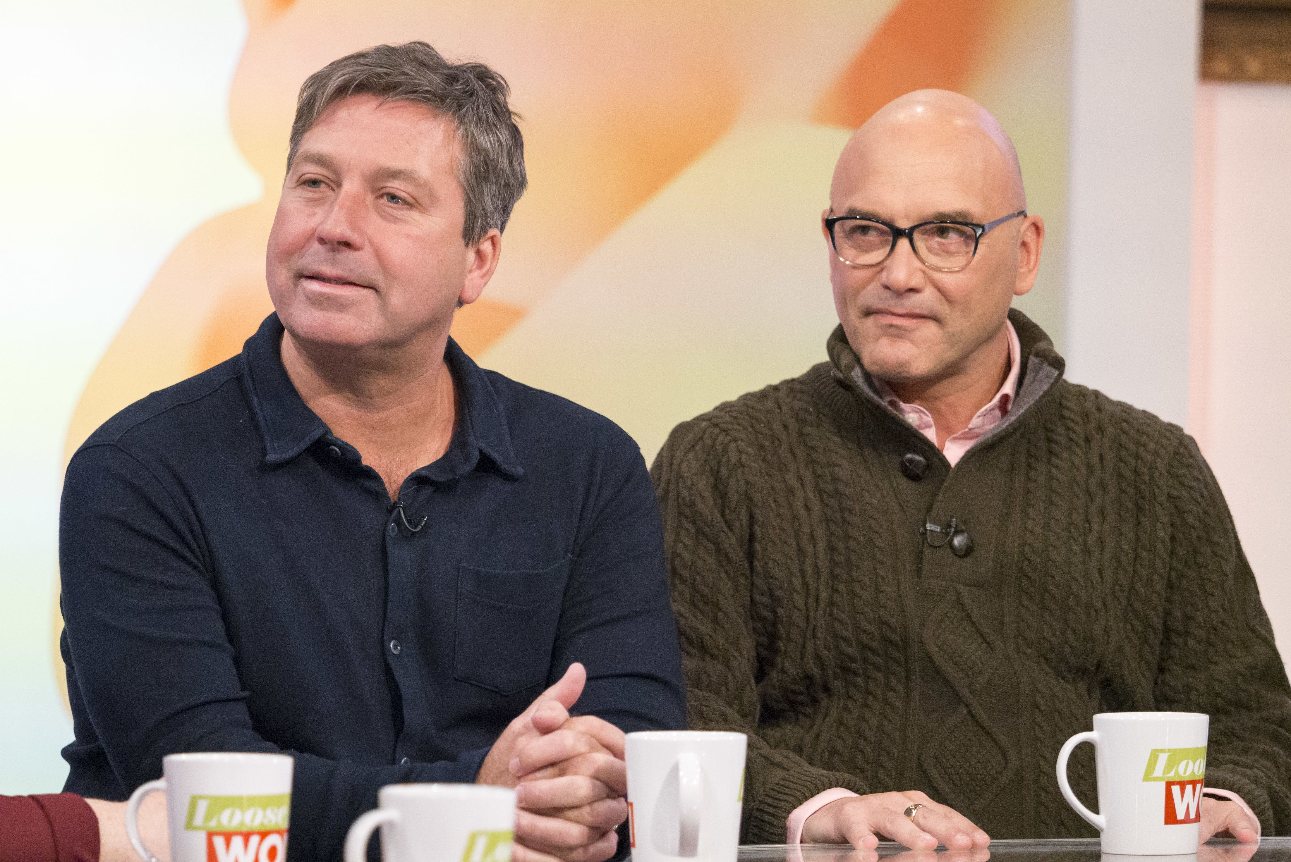'Masterchef' Star John Torode 'Told Off' By BBC Bosses After Claiming He Wasn't Friends With Gregg Wallace