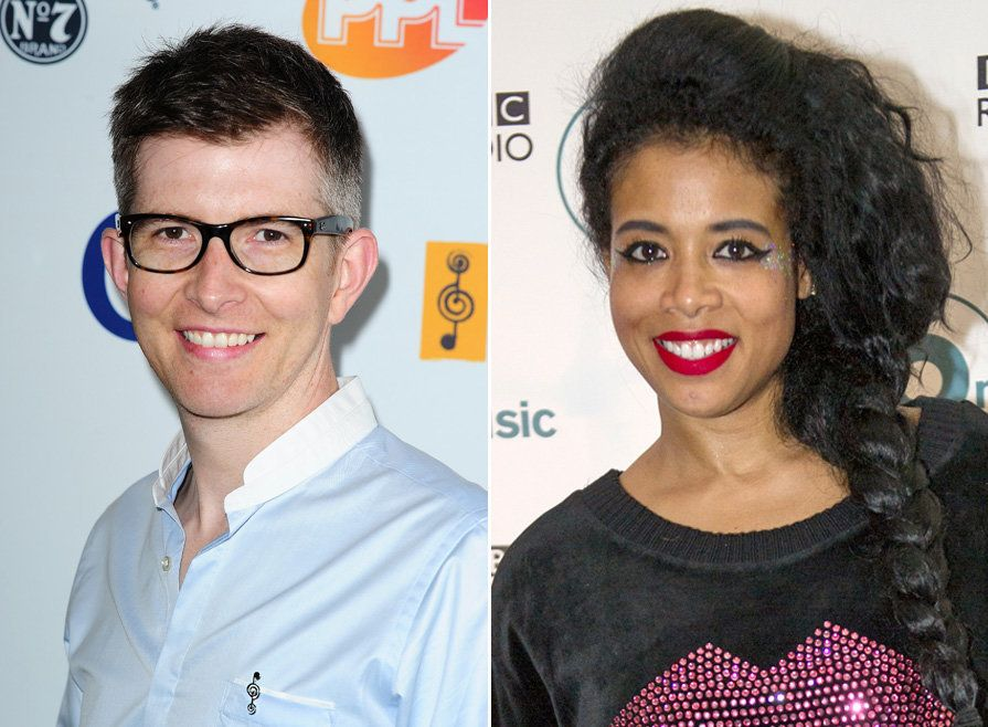 Gareth Malone And Kelis Are TV's Newest Random Double