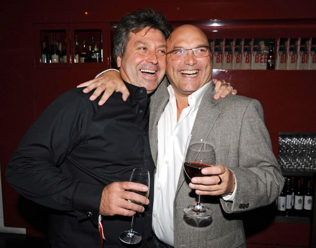 'Masterchef' Star John Torode Was 'Told Off' By BBC Bosses After He Claimed He Wasn't Friends With Fellow...