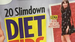 Lena Dunham Fires Back After Magazine Uses Her Photo To Promote Diet