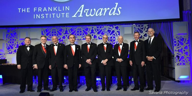 """Philadelphia's Franklin Institute held the 2017 Franklin Awards Week, Ceremony and Dinner last week. (Photo by <a rel=""""nofoll"""