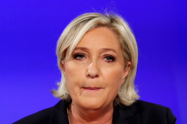 Charles Platiau  Reuters Front National leader Marine Le Pen has pledged to'detoxify and re-brand her party to reach even more voters