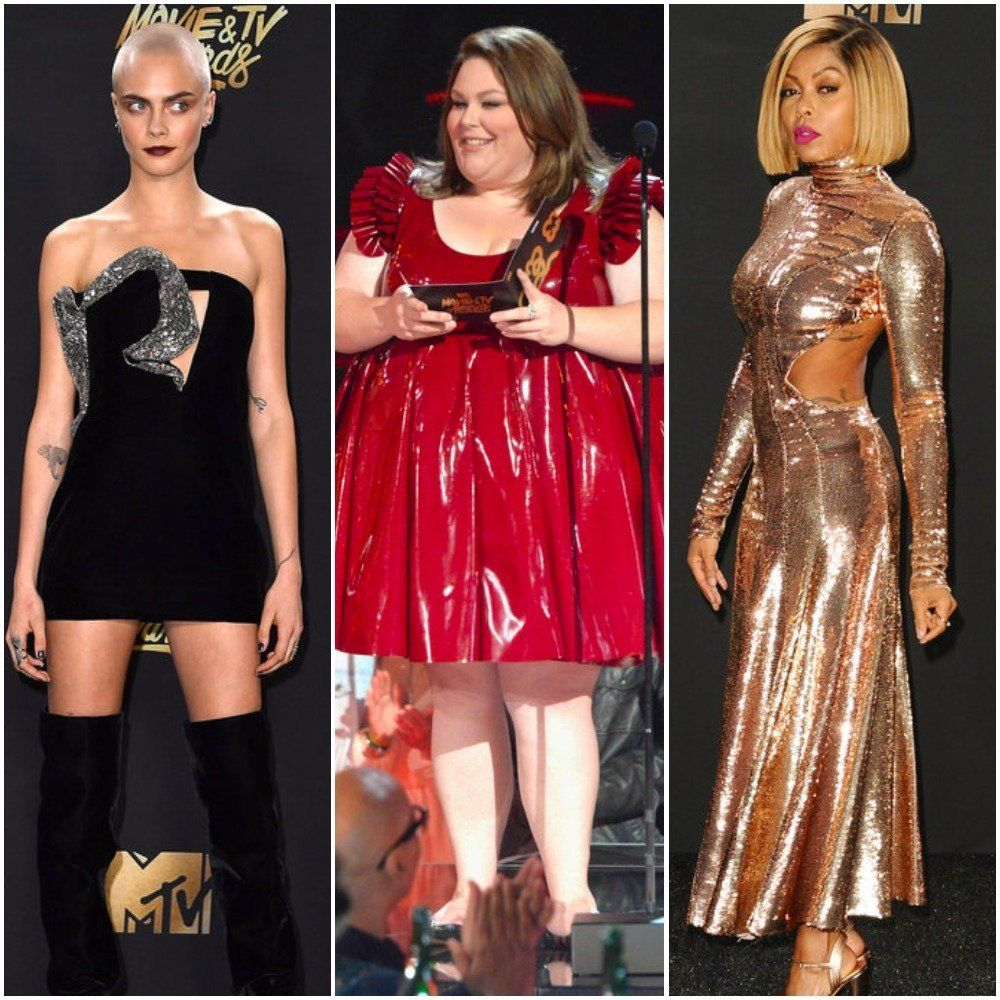 The Best Looks At The MTV Awards Were Definitely The