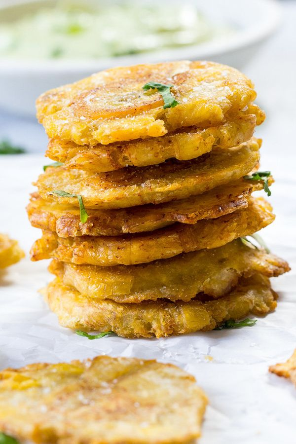 """<strong>Get the <a href=""""http://www.paleorunningmomma.com/paleo-tostones-avocado-ranch-whole30/"""" target=""""_blank"""">Coconut Oil"""