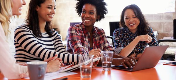 9 Female Work Collectives Helping Women Get Ahead In 2017