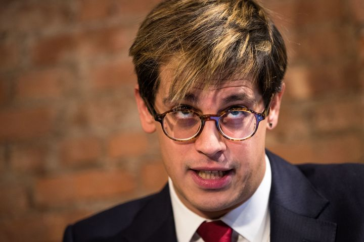 Milo Yiannopoulos will self-publish.