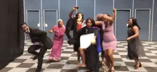 This Video Of South Africans Dancing At A Graduation Wins The Internet