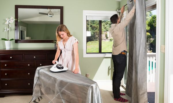 Usually, giving Mom a vacuum or other cleaning appliance is kind of rude, sending the message she needs to clean up her act -
