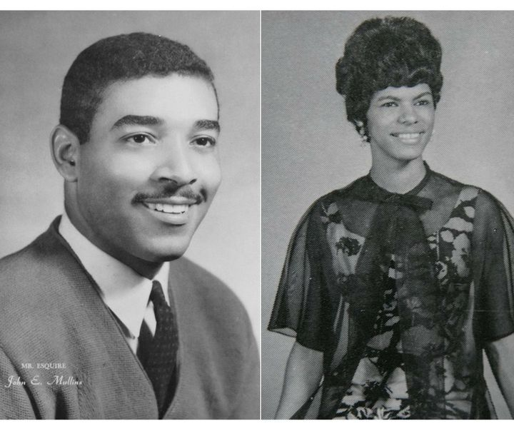 Darlene and John Mullins knew that they would marry each other the day that they met on TSU's campus.