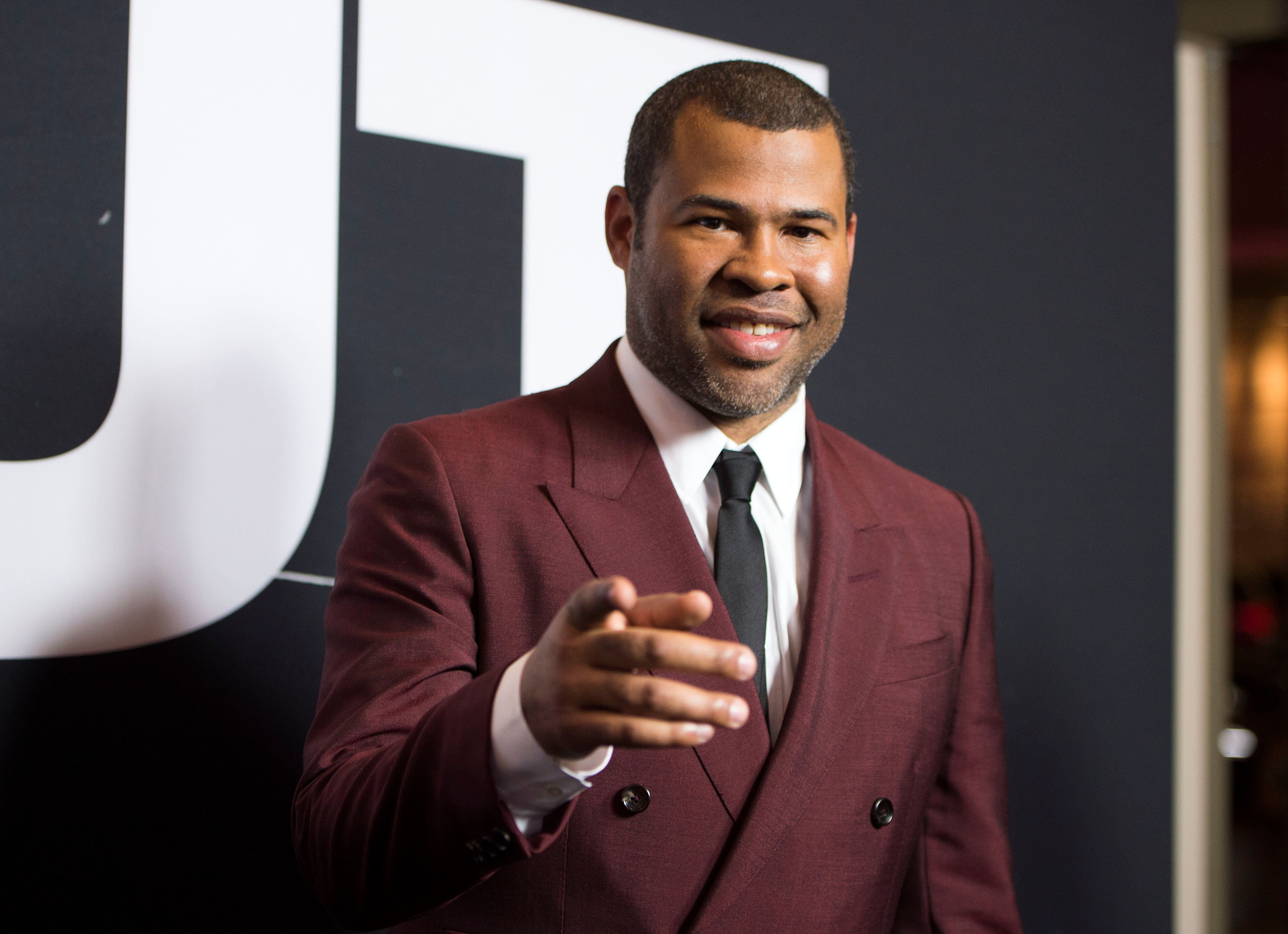 Director Jordan Peele attends the Universal Pictures Special Screening of 'Get Out', in Los Angeles, California, on February 10, 2017. / AFP / VALERIE MACON        (Photo credit should read VALERIE MACON/AFP/Getty Images)