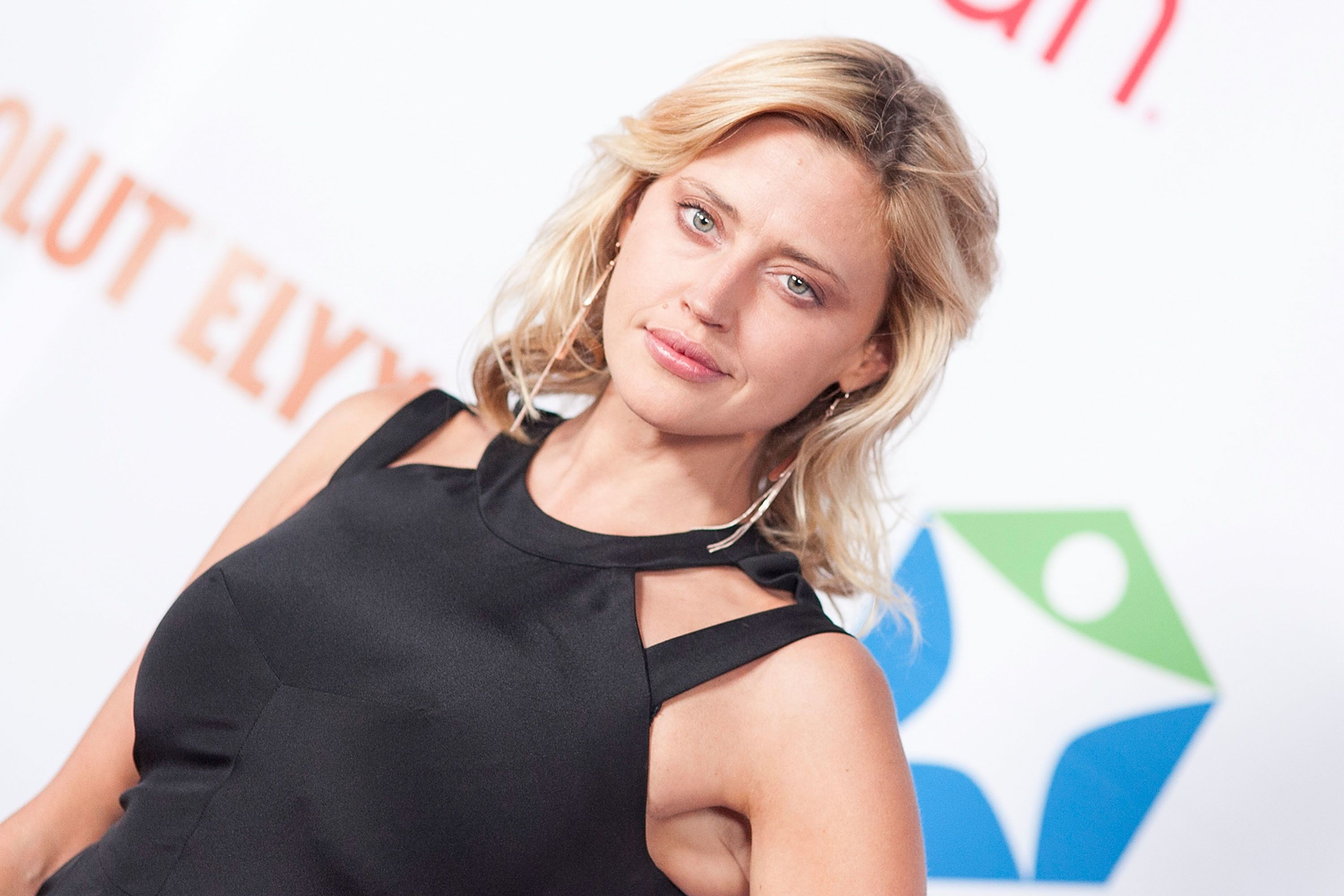 Estella Warren et son compagnon
