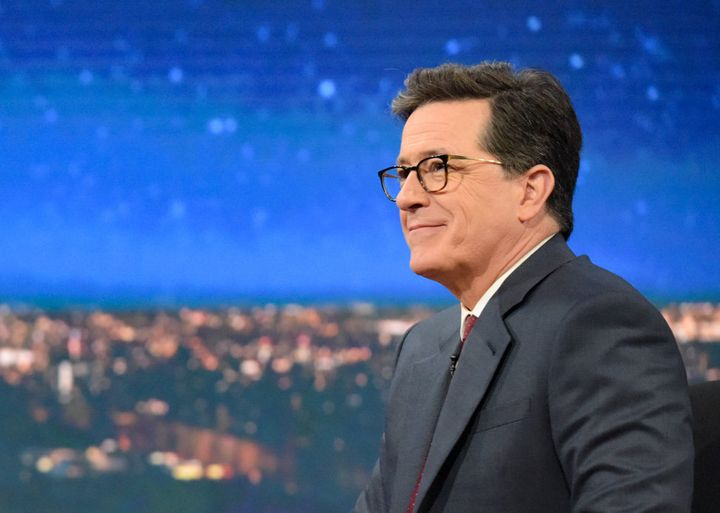 See 'Daily Show' Crew Reenact Stephen Colbert's Last Day as Correspondent