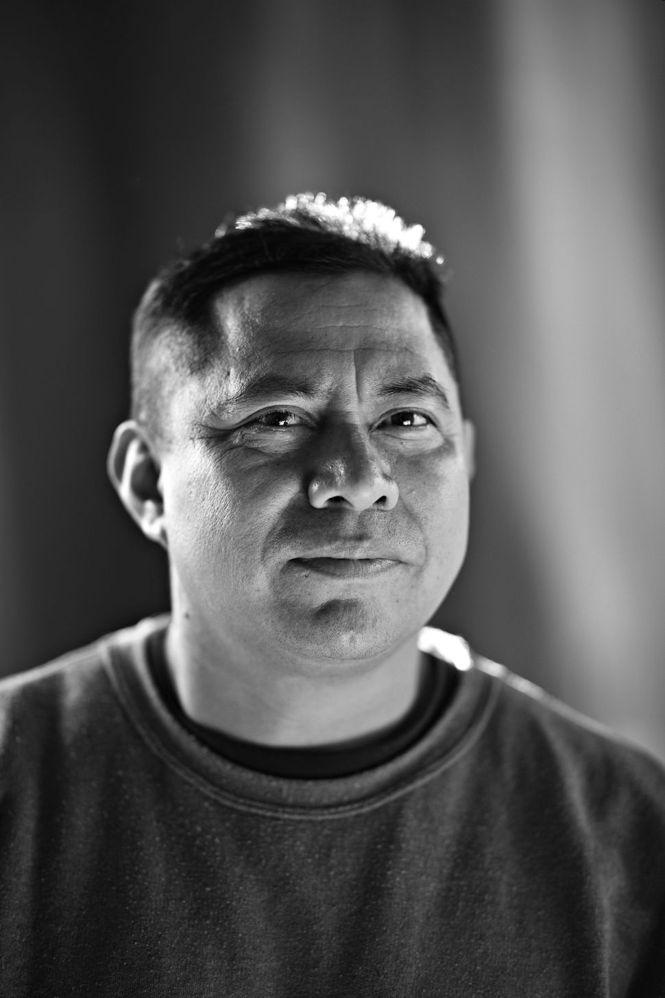 "Jose, 44, is from Guatemala. He gave a <a href=""http://www.npr.org/2012/04/19/150973748/inside-the-hidden-world-of-immigrant-"