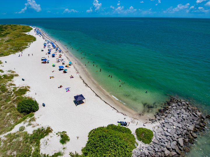 The 5 best beaches in florida huffpost for Top arredi floridia