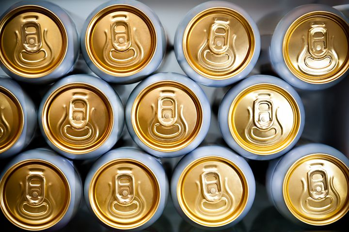 Drinking carbonated beverages quickly may be better for your teeth.
