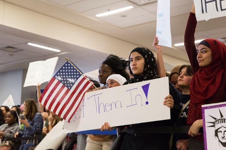 Trump S Travel Ban On Muslims Reuters Jan