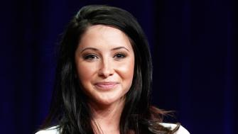 "FILE PHOTO -- Bristol Palin, one of the cast members of the upcoming reality series ""Dancing with the Stars: All Stars"" speaks during a panel discussion at the Disney-ABC Television Group portion of the Television Critics Association Summer press tour in Beverly Hills, California July 27, 2012.   REUTERS/Fred Prouser/File Photo"