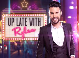 Rylan Clark-Neal's Chat Show 'Up Late With Rylan' Axed After One Series
