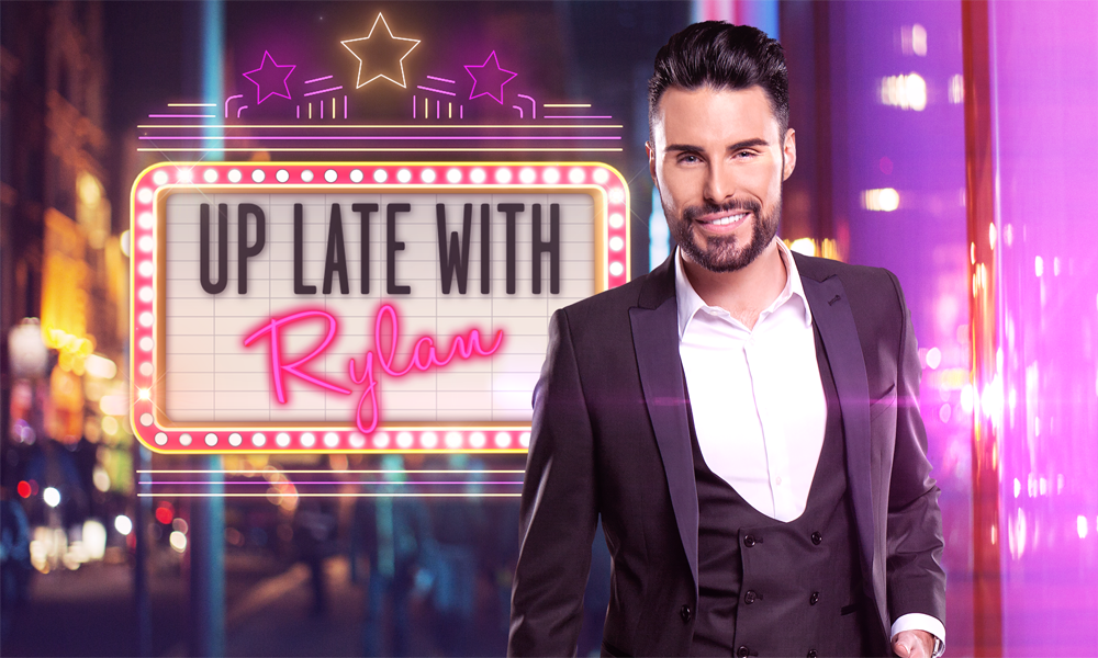 Rylan Clark-Neal's Chat Show 'Up Late With Rylan' Axed After One