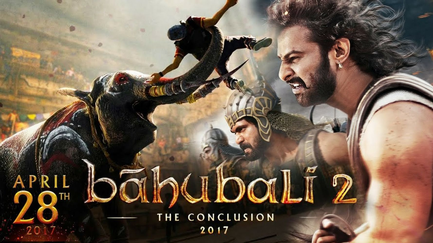 Baahubali 2: India's Blindfolds Are Off, And It's a Dazzling