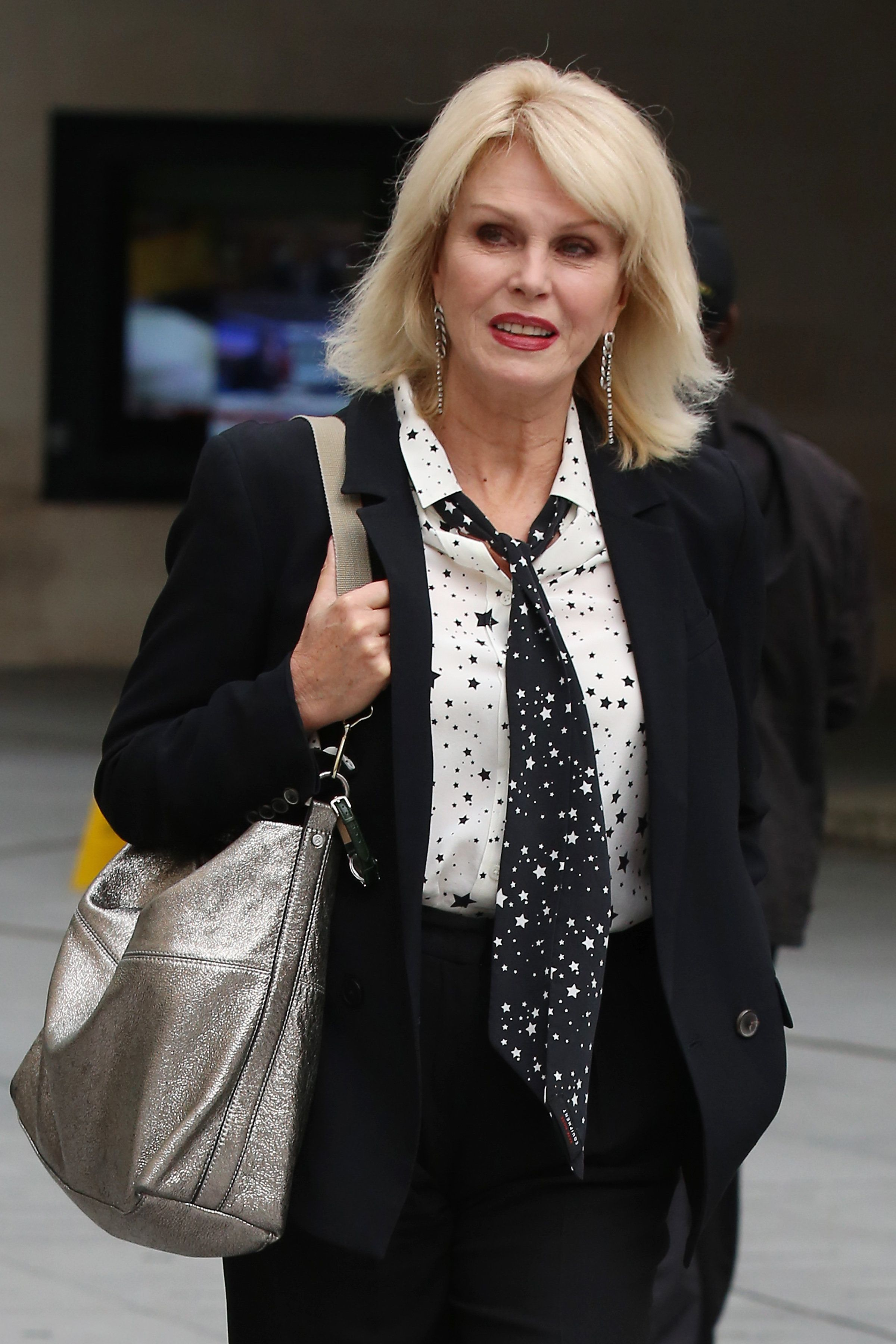 Joanna Lumley Defends Brexit Supporters, Insisting The Majority Are Not 'Cruel And