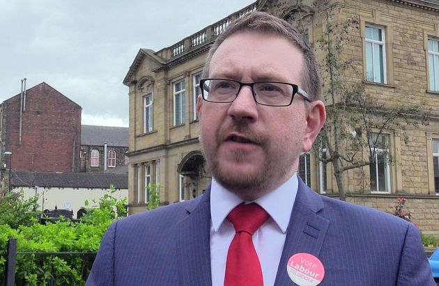 Andrew Gwynne, Labour's election